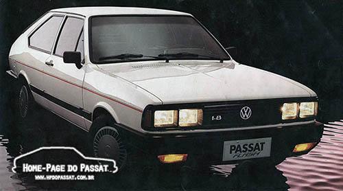 Um Passat Flash produzido em 1975? Acredite, há erros como este na base do Denatran.
