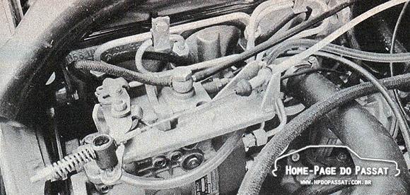 Bomba injetora - Passat diesel