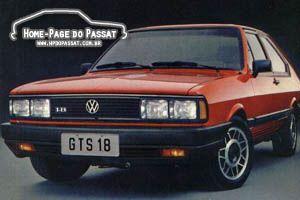 A história do Passat - Home-Page do Passat