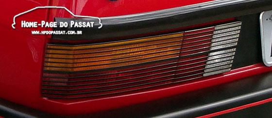 Lanterna do Passat a partir de 1985