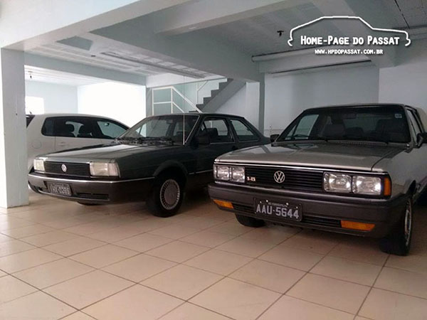 Passat GTS Pointer 1986: Fernando Beria - Home-Page do Passat