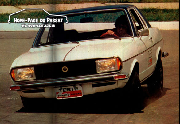 Passat Malzoni - Home-Page do Passat