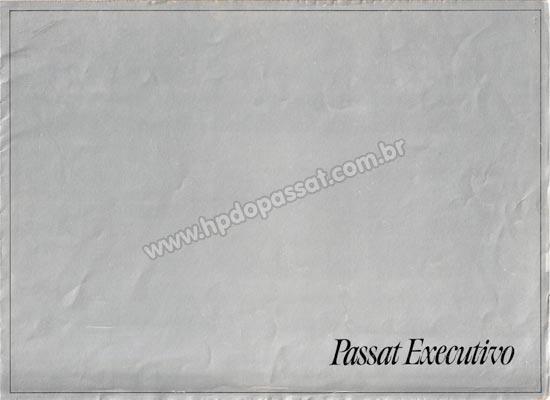 Passat Executivo 1978