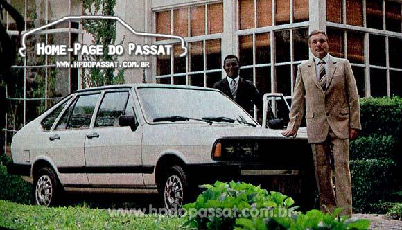 Passat LSE 1983