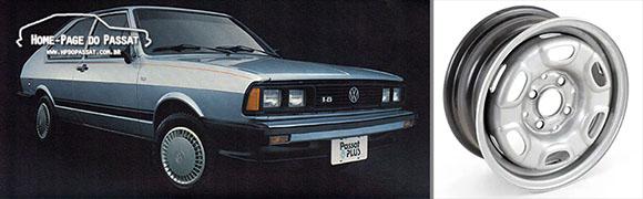 Passat Plus 1984