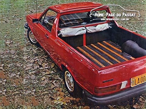 Passat Pick-up Servauto