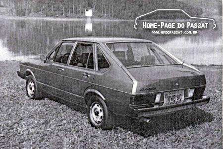 Passat LSE 1980