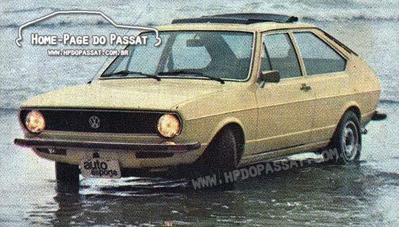 Passat LS/Dacon