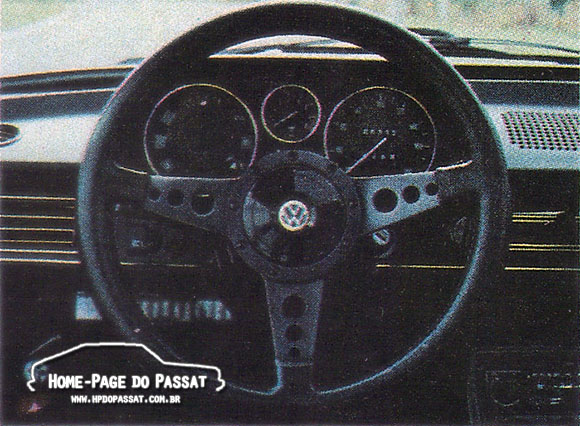 Revista Auto Esporte - Passat Dacon 180-D