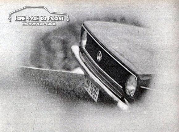 VW Passat em teste - O Cruzeiro