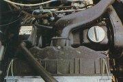 Motor diesel do Passat LDE