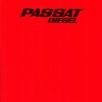 Catálogo de 1982 - Passat Diesel (destinado a exportação)