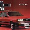Catálogo de 1984 - Versões para exportação