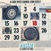"1984 - Passat ""Carro do Mês"""