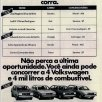 1983 - Concurso Novidades VW