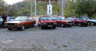 4º Encontro AGMH de Veículos Antigos - Caxambu, MG - Home-Page do Passat