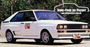 Passat Audi Quattro Sulam - Home-Page do Passat
