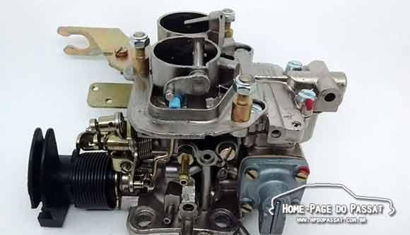 Tabela de calibragem – Carburador Weber Mini-Progressivo