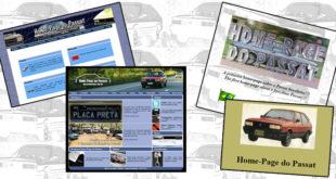 Home-Page do Passat: 20 anos - Home-Page do Passat