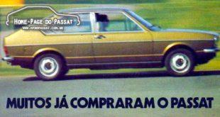 Muitos já compraram o Passat (sem nem tocar no carro) - Home-Page do Passat
