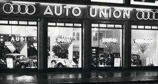 Auto Union dealer