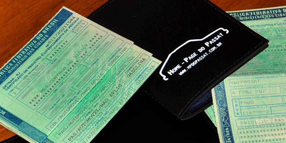 Denatran: a frota nacional de Passat e os erros de registro