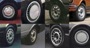 Rodas usadas no Passat