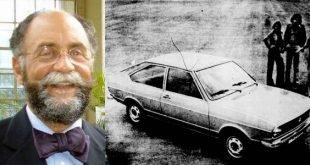 """José Roberto Nasser: """"Volks Passat: história de um lançamento"""""""