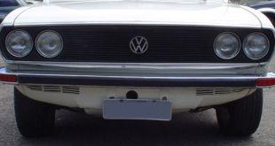 Painel dianteiro do Passat 1977