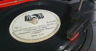 Compacto em vinil - Spots radiofônicos do lançamento do Passat
